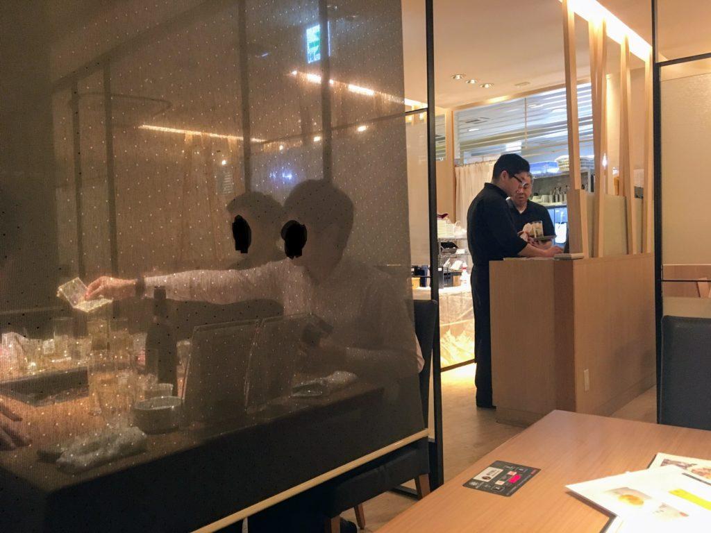 松尾ジンギスカン赤坂店の店内写真