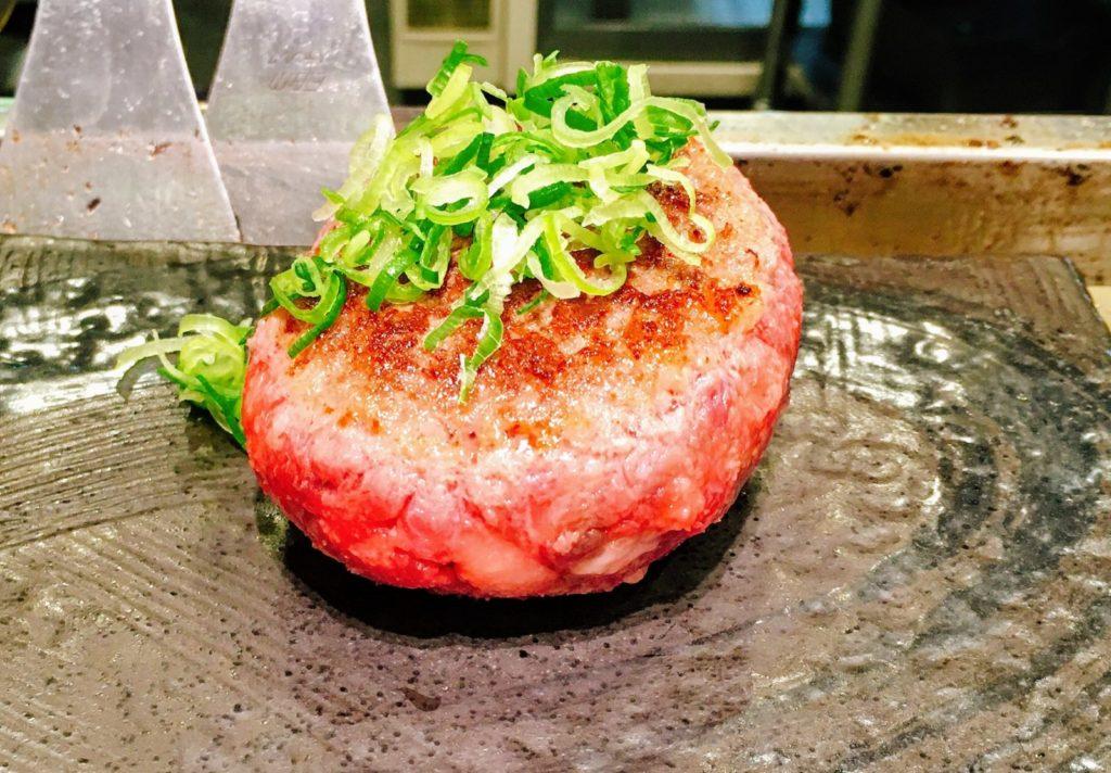 極味やの極味やハンバーグステーキ