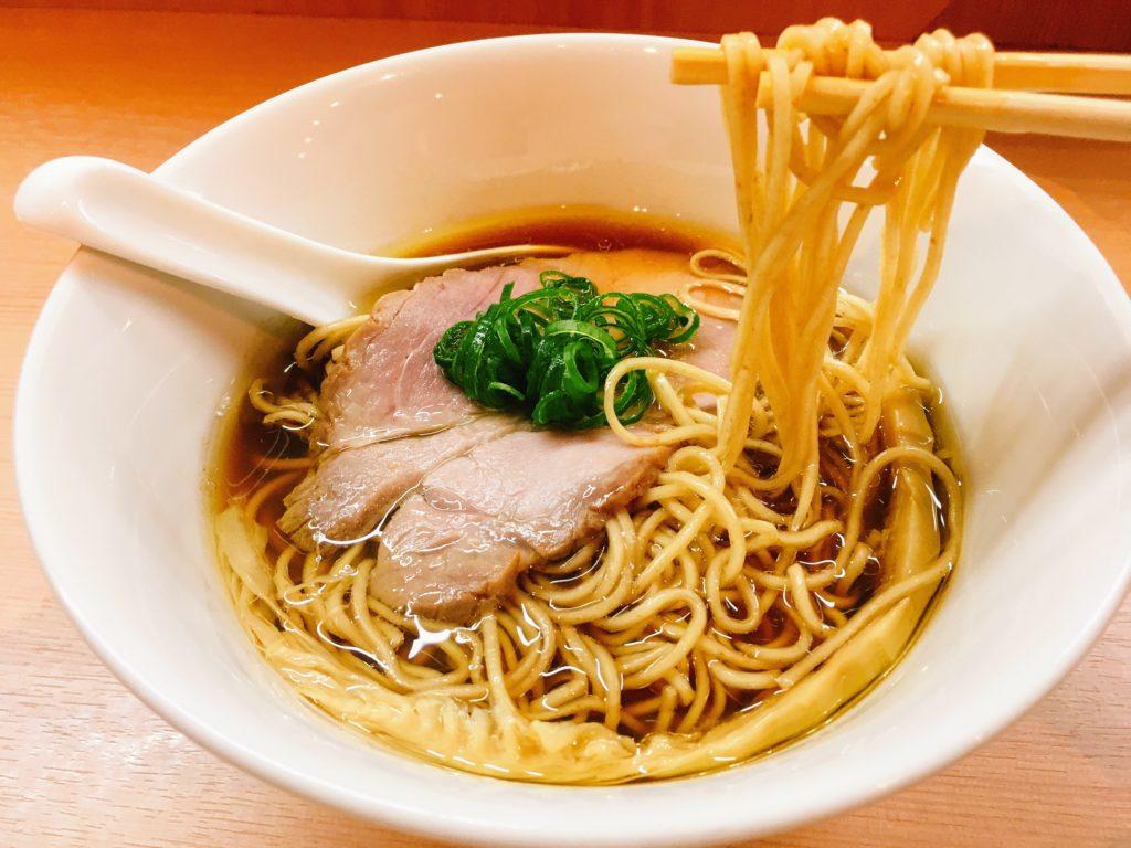 らぁ麺田じまのらぁ麺