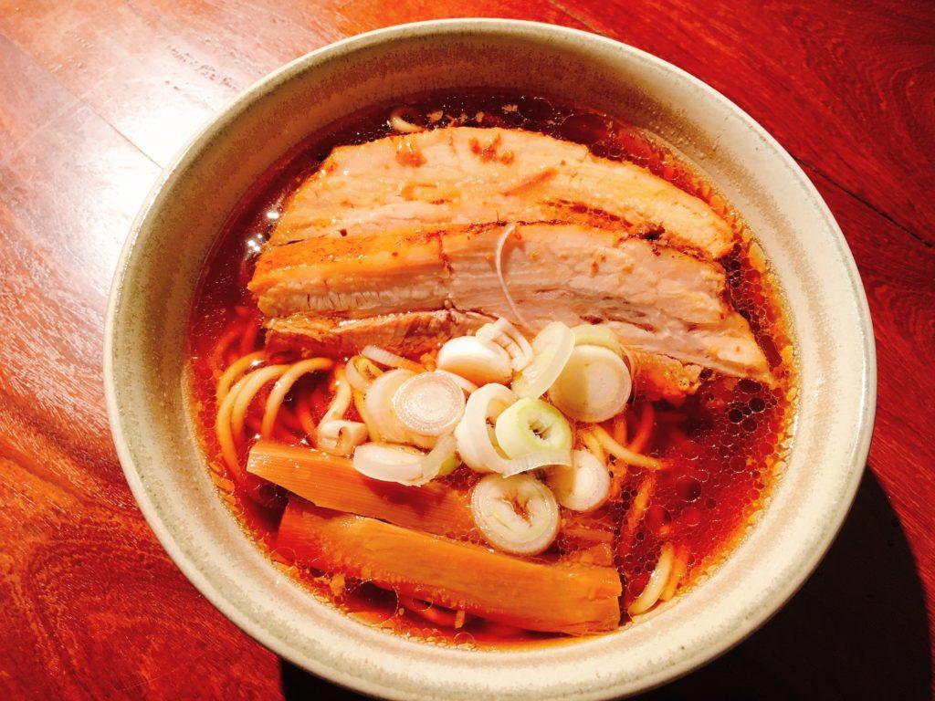 「人類みな麺類 東京本店」の「らーめん 原点」の写真