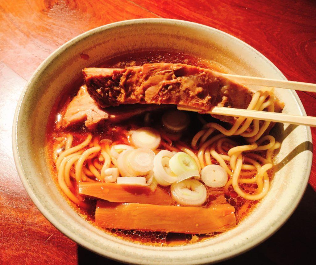 「人類みな麺類 東京本店」のチャーシューの写真