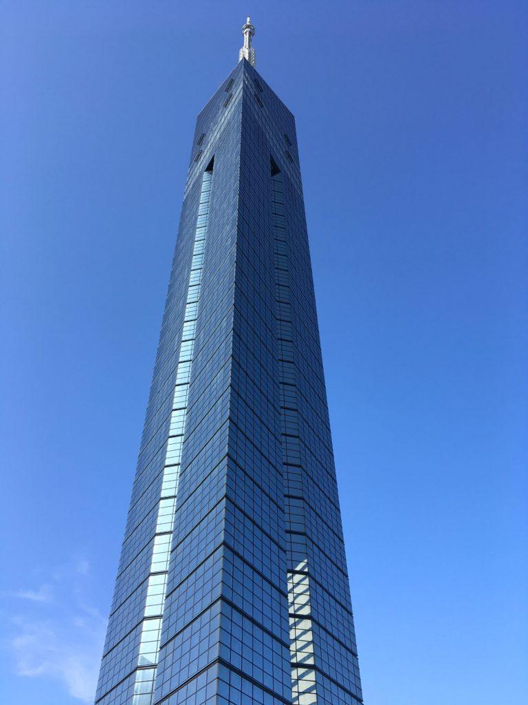 福岡タワーの外観写真