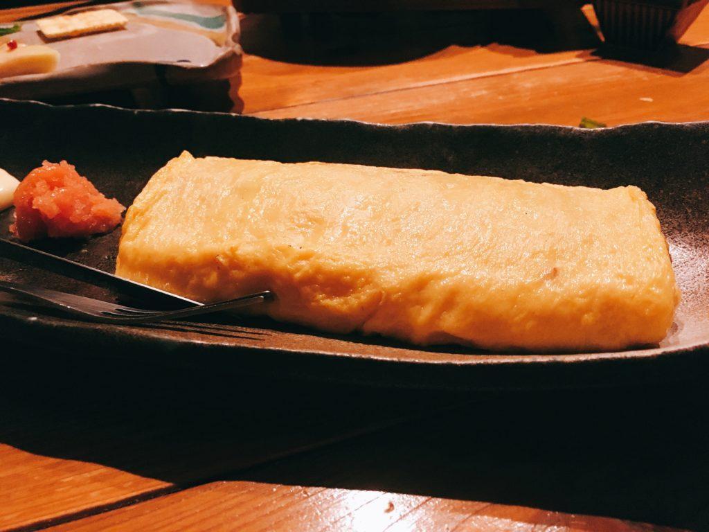 「海風土」の「チーズin出汁巻き」の写真