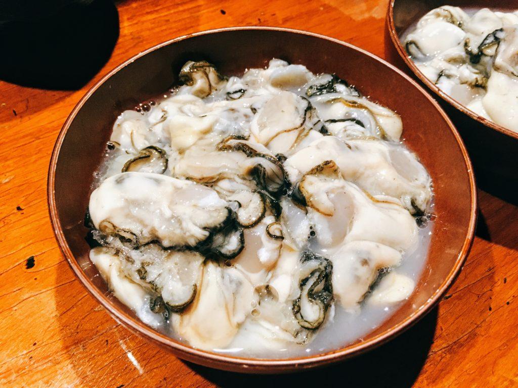 セカウマ牡蠣