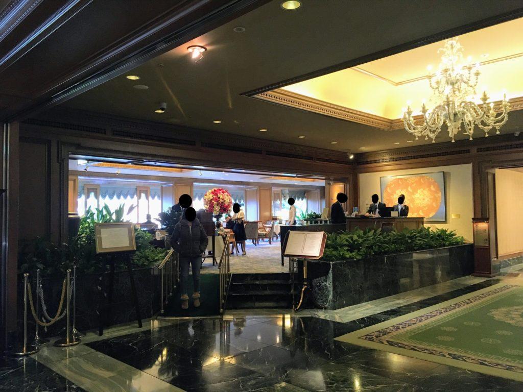 ホテル椿山荘東京ロビーラウンジ「ル・ジャルダン」の外観写真
