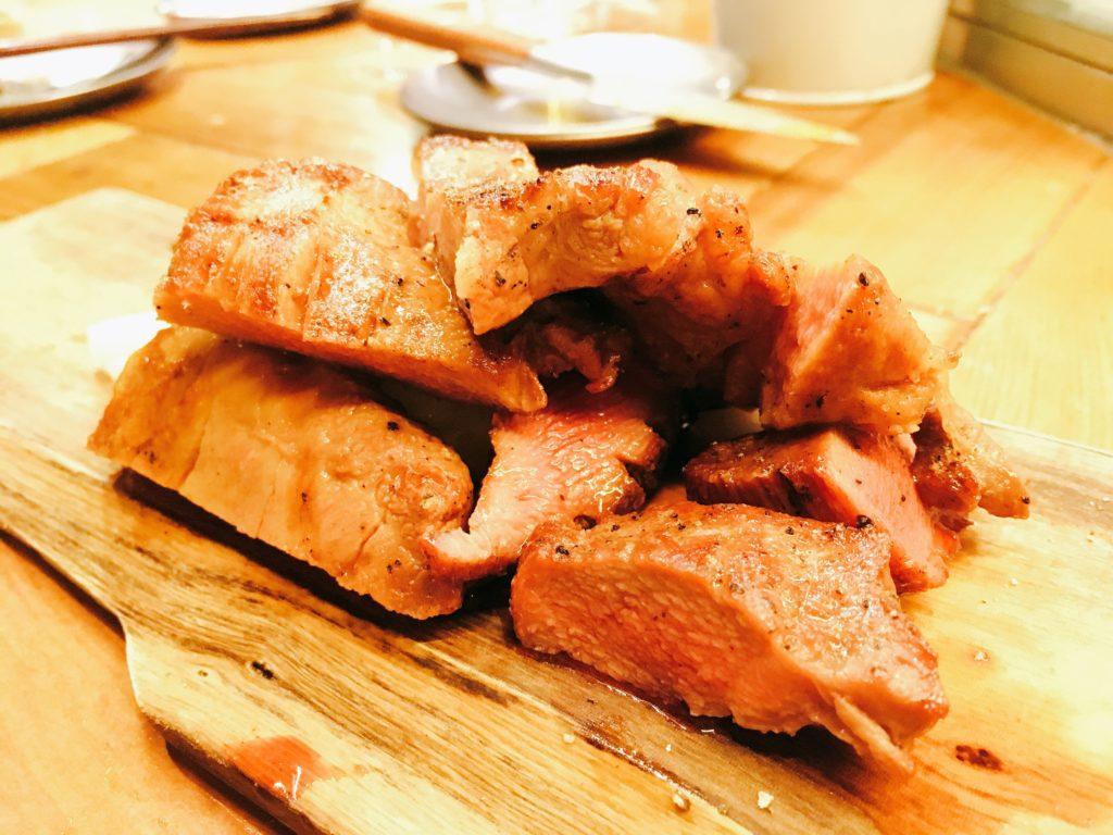 「ビストロ Meat Man」の牛タンテキの写真