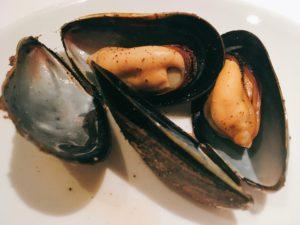 「VIA Brianza」のムール貝の写真