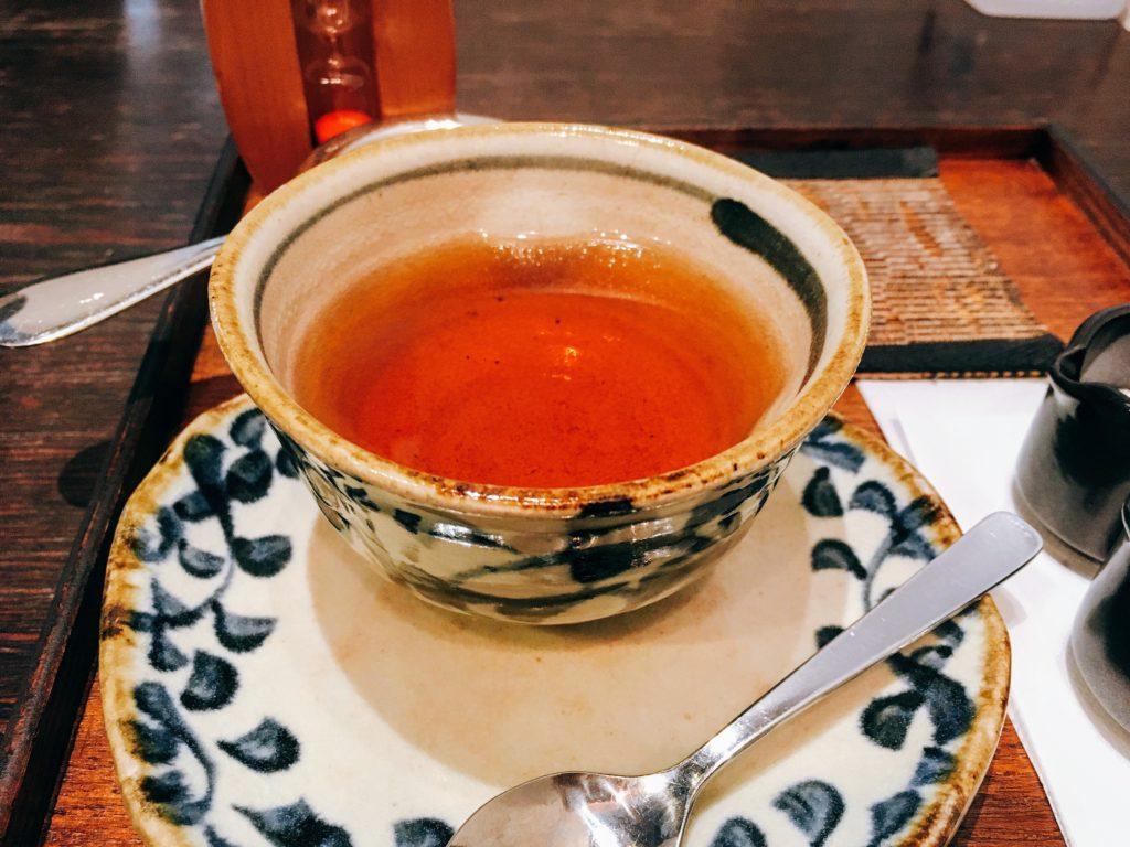 「CAFE SALON SONJIN」のダージリンの写真