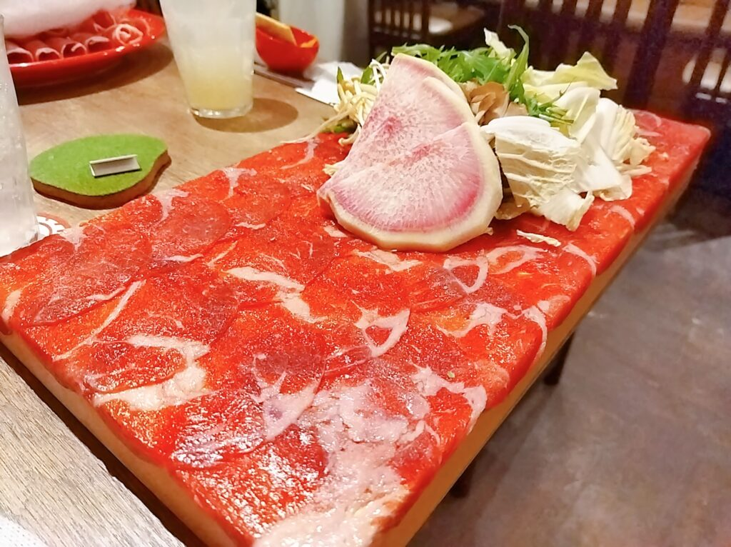 「めり乃 新宿店」の牛タンの写真