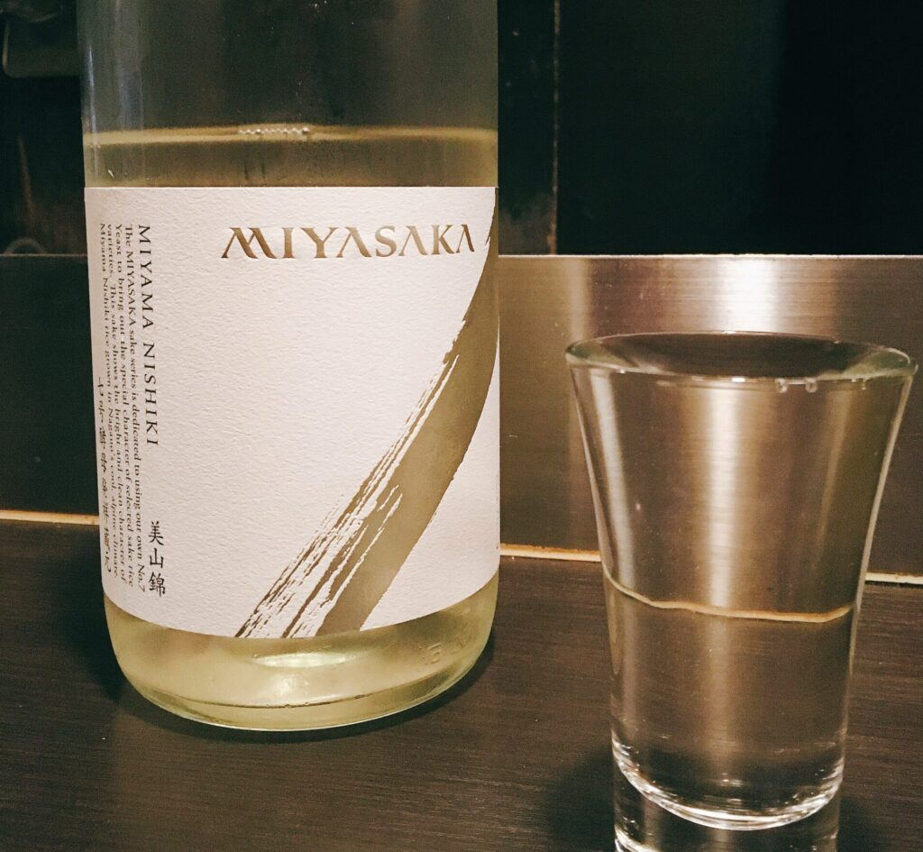 「MIYASAKA 美山錦」の写真