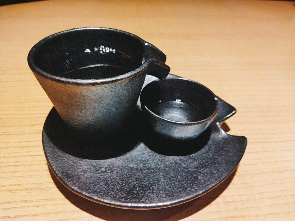 「品川 六献」の日本酒