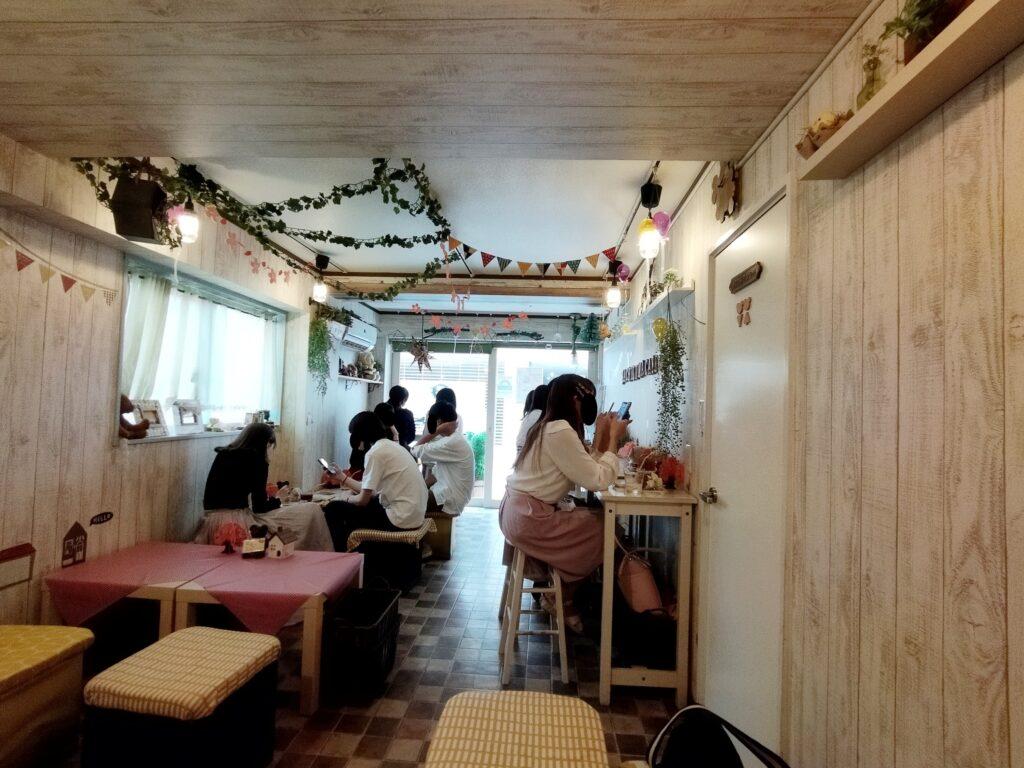 「はちくまカフェ 池袋店」の店内写真