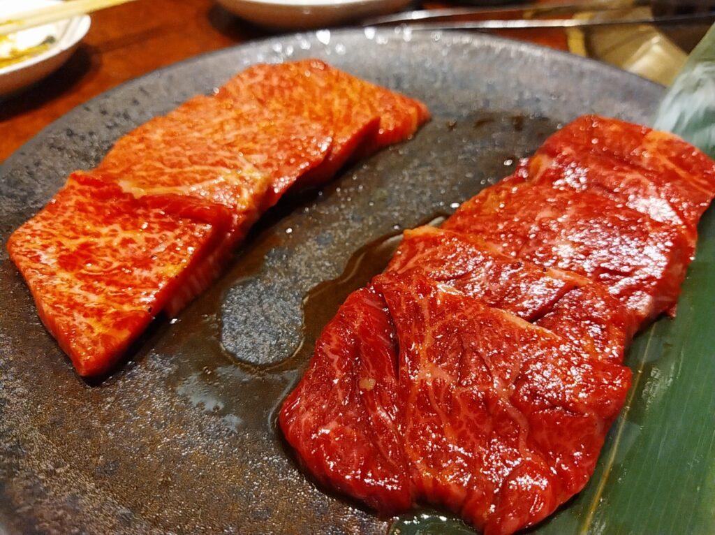 「焼肉 スタミナ苑」の「特選カイノミ」の写真