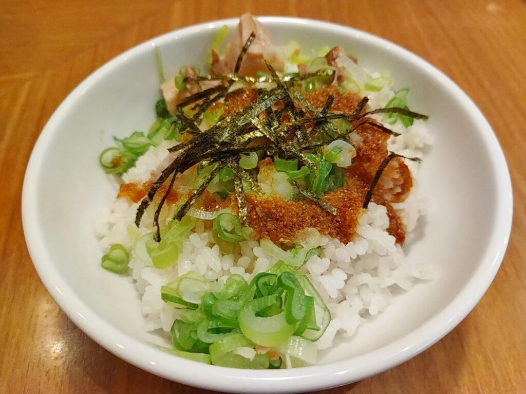 「銀家 日吉本店」のネギチャーシュー丼の写真