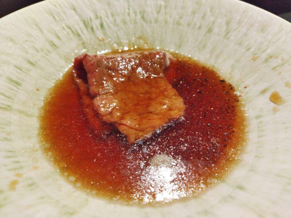 「焼肉 牛印 新宿店」のランプの写真